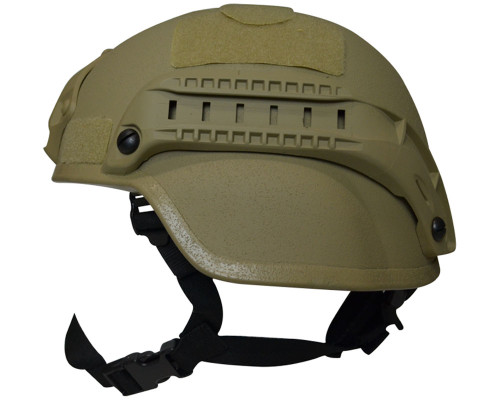 Valken Tactical Airsoft Helmet w/ Rails/Mounts - MICH 2000