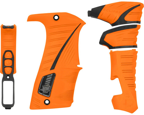 Planet Eclipse Replacement Grip Kit For Ego LV1 & Geo 3.1, 3.5 & GSL Markers - Orange