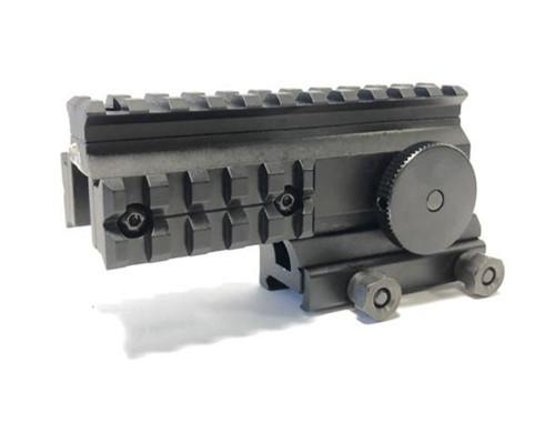 Tiberius Arms Adjustable Rail Mount Riser FSR