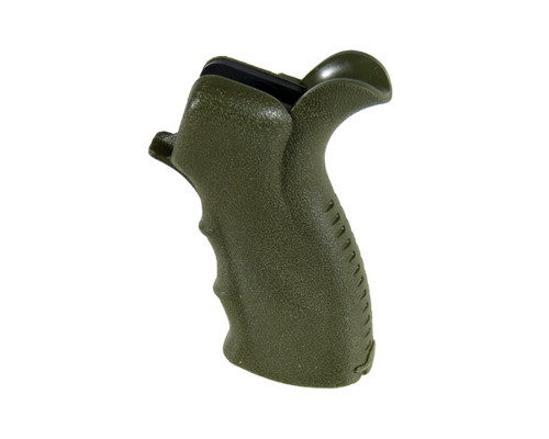 UTG Ergonomic Pistol Grip For M4 Airsoft Rifles - Olive Drab