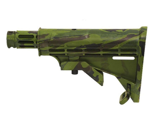 Valken 6 Point Adjustable Stock For SW-1 Guns - Camo