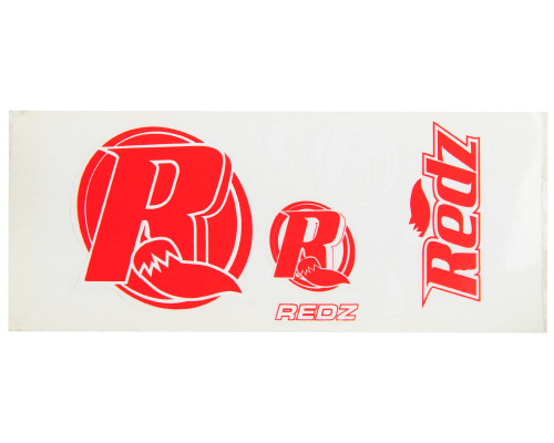 Paintball Sticker - Redz