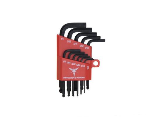 Dangerous Power Tool Set - Allen Keys