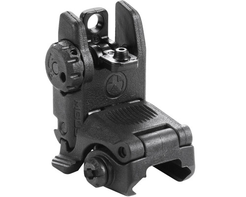 Magpul MBUS Rear Flip-Up Rail Mounted Sight (Gen 2)