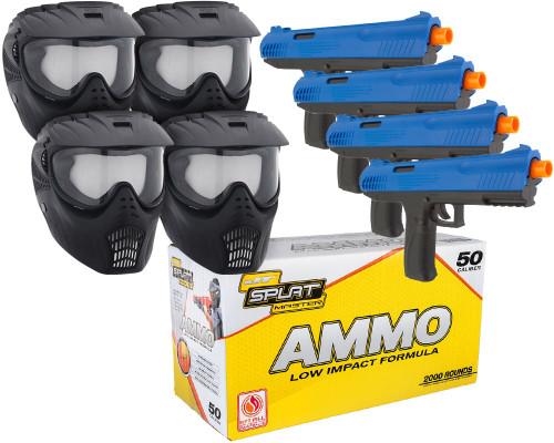 JT Splatmaster .50 Caliber Mega Paintball Gun Kit