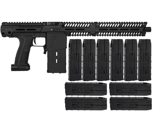 Planet Eclipse Mag Fed EMEK MG100 (PAL ENABLED) w/ 10 Additional (20 Round) Magazines