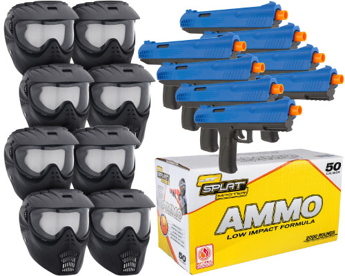 JT Splatmaster .50 Caliber Neighborhood Paintball Gun Kit