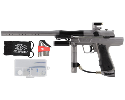 Empire Resurrection Autococker Paintball Marker - Grey