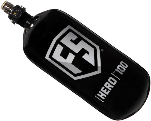 First Strike HERO 2 Compressed Air Paintball Tank - 100/4500