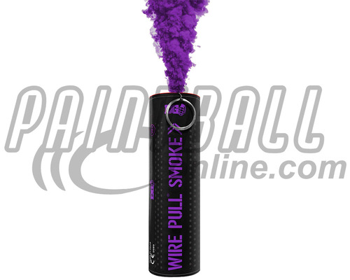 Enola Gaye Smoke Grenade - Wire Pull