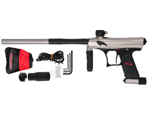 Crossover XVR Paintball Gun - Tippmann - Titanium
