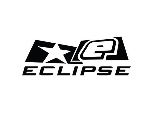 Paintball Tattoo - Planet Eclipse Logo (5 Pack)