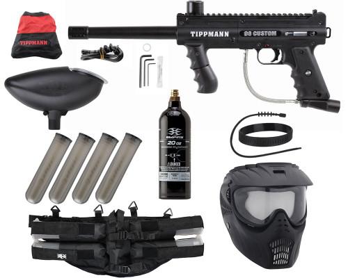 Epic Gun Package Kit - Tippmann 98 Custom ACT