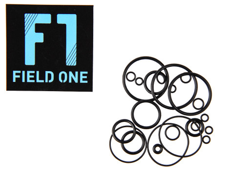 Field One MVP Replacement Part #140200001 - Complete O-Ring Rebuild Kit
