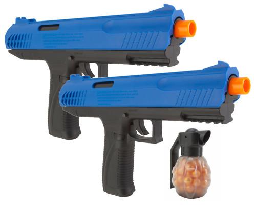 JT Splatmaster .50 Caliber Z100 Pistol Backyard Paintball Gun Kit