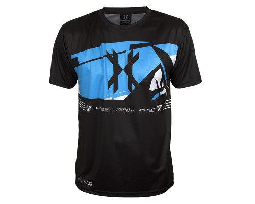 HK Army T-Shirt - Fragment Blue Dri Fit