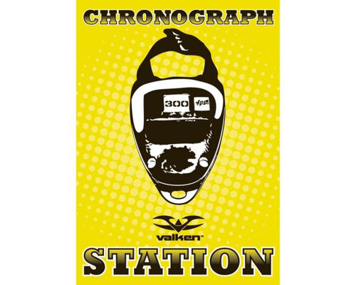 Field Sign - Chrono Station