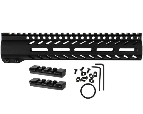 "First Strike Tiberius Arms T15 Replacement Part #410-01-0109 - M-LOK Handguard (10"")"
