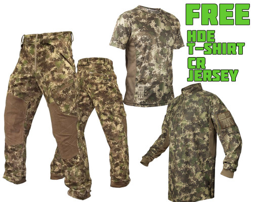 Planet Eclipse HDE Elite Pants w/ FREE CR Jersey & Shirt Package