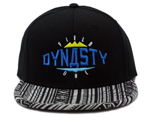 Field One Snap Back Casual Hat - Dynasty Aztec