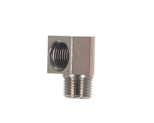 "1/8"" NPT 90 Degree Elbow (Nickel)"