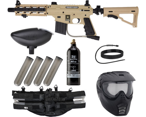 Epic Gun Package Kit - Tippmann Project Salvo