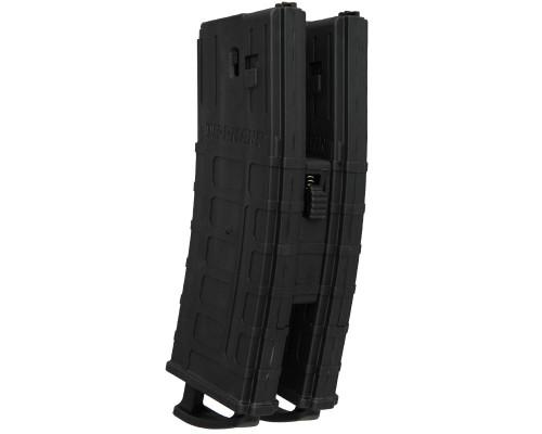 Tippmann TMC 20 Round Magazines - .68 Caliber 2 Pack w/ Coupler (16452) - Black