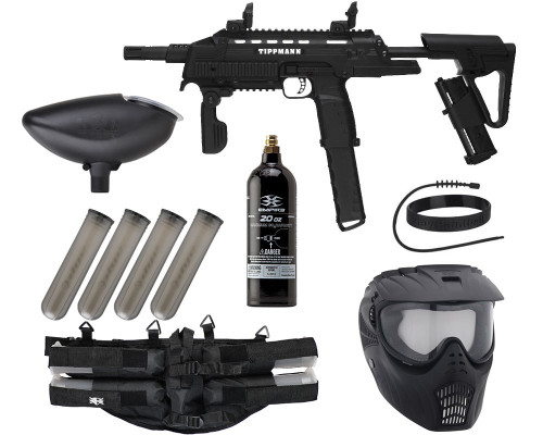 Epic Gun Package Kit - Tippmann Tactical Compact Rifle