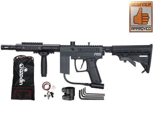 Azodin ATS Plus Paintball Gun - Black