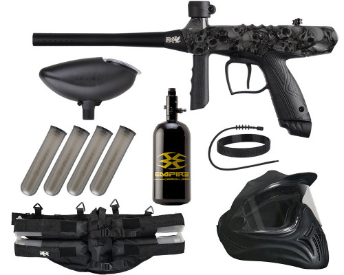 Legendary Gun Package Kit - Tippmann Gryphon Paintball Gun