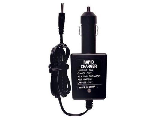 Kingman Rapid Car Charger For 9.6v Rechargeable Batteries