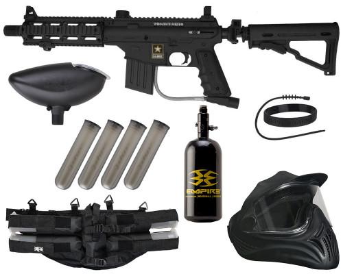 Legendary Gun Package Kit - US Army Project Salvo Paintball Gun