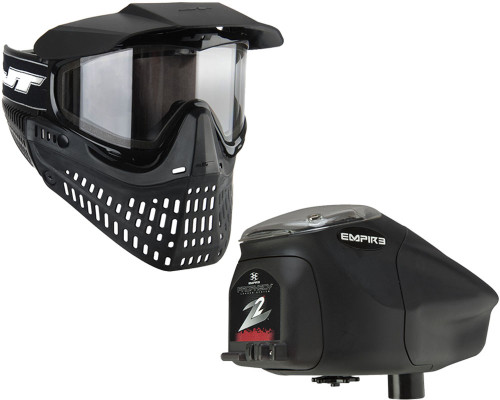 Empire Prophecy Z2 Hopper w/JT Proflex Goggle Combo Kit