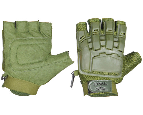 Valken V-TAC Half Finger Armored Gloves