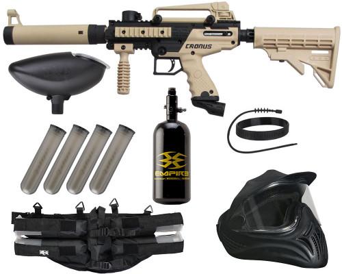 Legendary Gun Package Kit - Tippmann Cronus Tactical Paintball Gun
