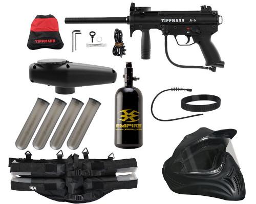 Legendary Gun Package Kit - Tippmann A5 w/ Response Trigger