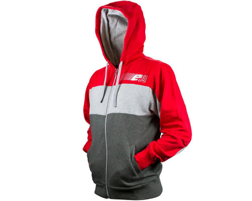 Planet Eclipse Zip-Up Hooded Sweatshirt - Track