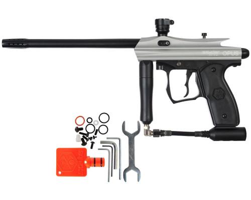 Kingman Gun - Spyder Opus .50 Caliber (Refurbished) - Silver Grey