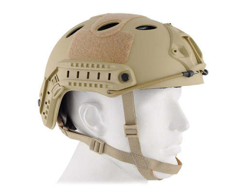 Bravo Tactical Airsoft Helmet - PJ