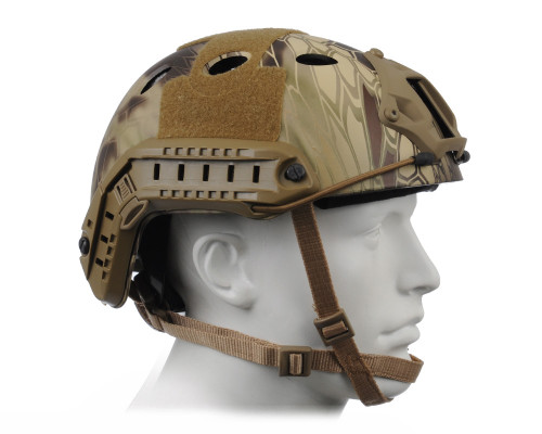 Bravo Tactical Airsoft Helmet - PJ V2