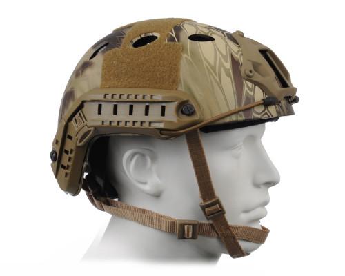 Bravo Tactical Airsoft Helmet - PJ V2