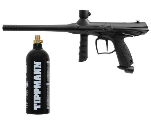 Gryphon Semi Automatic Paintball Marker - Black