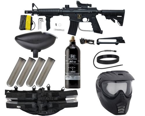 Tippmann Alpha Black Elite Tactical - Foxtrot Kit