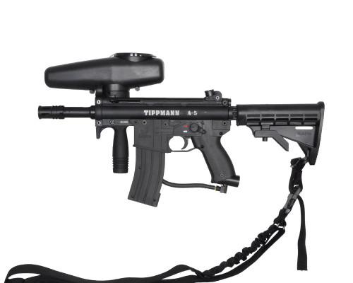 Tippmann Gun Package Kit - A5 Extreme Close Combat