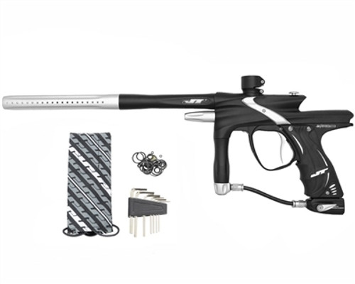JT Impulse Paintball Marker - Dust Black/Dust Silver