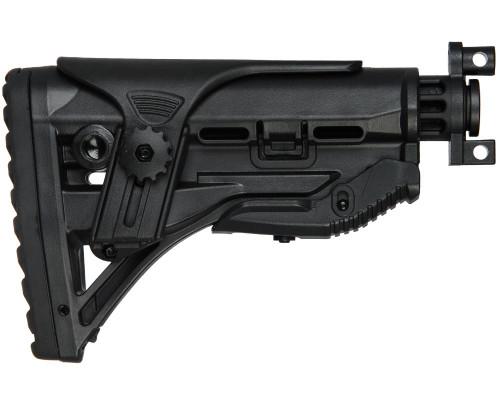 Warrior Deluxe Stock w/ Adjustable Cheek Riser - Tippmann A5