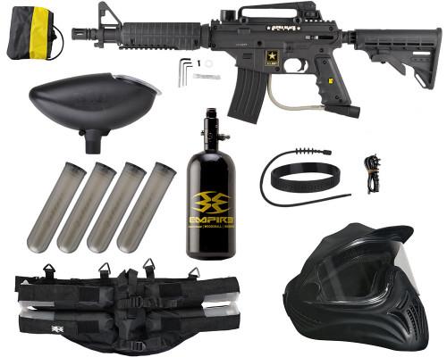 Legendary Gun Package Kit - Tippmann Alpha Black Elite Tactical (Electronic)
