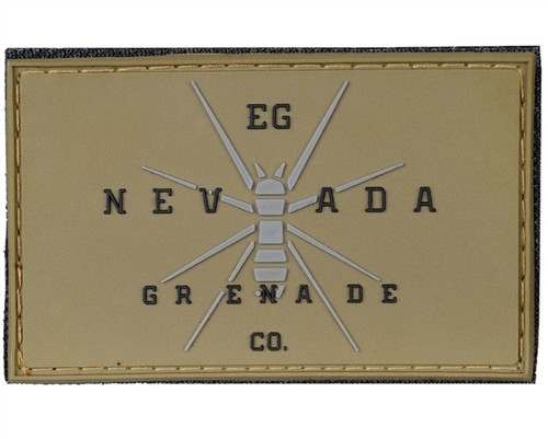 Enola Gaye Velcro Patch - Nevada