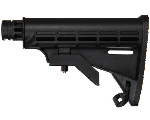 Warrior 6 Point Collapsible Tactical Stock - Tippmann 98