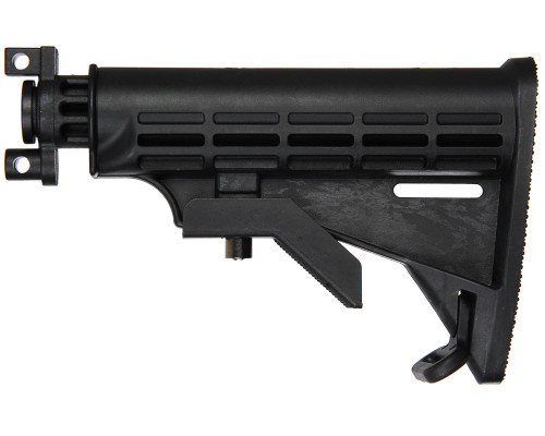 Warrior 6 Point Collapsible Tactical Stock - Tippmann A5